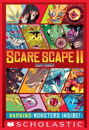 Scare Scape: The Midnight Door ebook by Sam Fisher