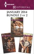 Harlequin Historical January 2014 - Bundle 2 of 2 ebook by Bronwyn Scott,Diane Gaston,Anne Herries