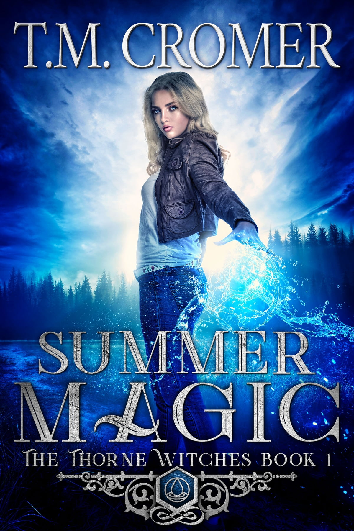 Summer Magic ebook by T M  Cromer - Rakuten Kobo