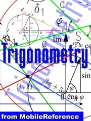 Trigonometry Study Guide (Mobi Study Guides) ebook by MobileReference