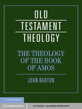 The Theology of the Book of Amos ebook by John Barton