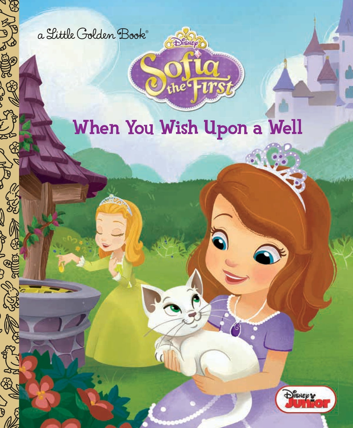 Livre Numerique When You Wish Upon A Well Disney Junior Sofia The