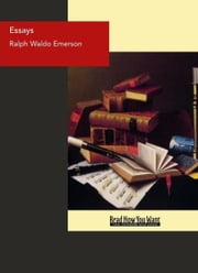Essays ebook by Emerson,Ralph Waldo