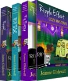 The Ripple Effect Cozy Mystery Boxed Set, Books 1-3 - Three Complete Cozy Mysteries in One ekitaplar by Jeanne Glidewell, Alice Duncan
