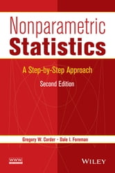 Nonparametric Statistics - A Step-by-Step Approach ebook by Gregory W. Corder,Dale I. Foreman