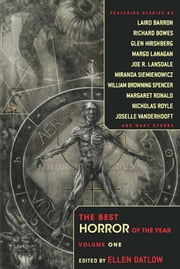 The Best Horror of the Year Volume 1 ebook by Ellen Datlow