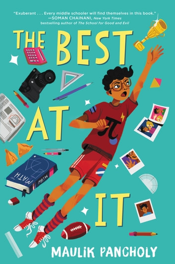 The Best at It ebook by Maulik Pancholy