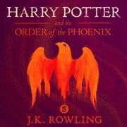 Harry Potter and the Order of the Phoenix audiobook by J.K. Rowling, Olly Moss