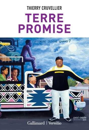 Terre promise ebook by Thierry Cruvellier