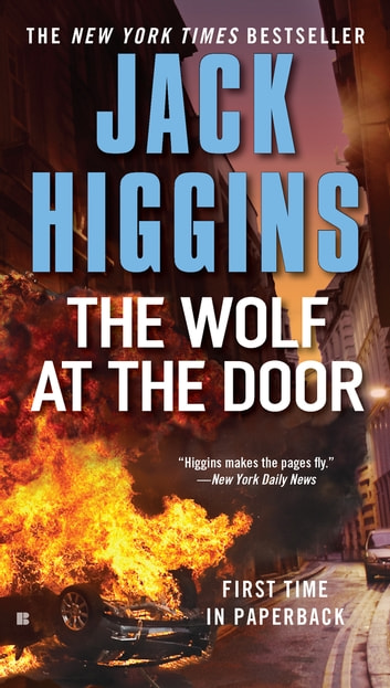 The Wolf at the Door ebook by Jack Higgins