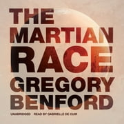 The Martian Race audiobook by Gregory Benford