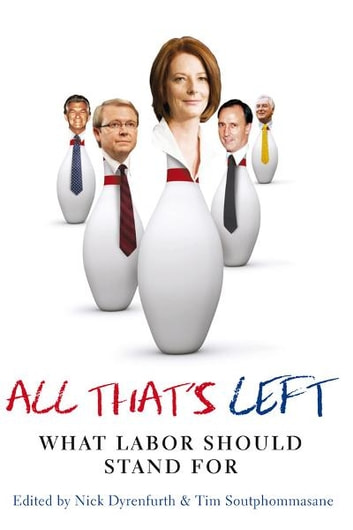 All That's Left ebook by Nick Dyrenfurth,Tim  Soutphommasne