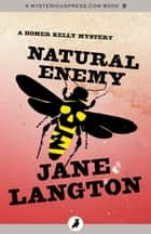 Natural Enemy ebook by Jane Langton