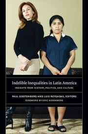 Indelible Inequalities in Latin America - Insights from History, Politics, and Culture ebook by Eric Hershberg,Christina Ewig,Paul Gootenberg,Luis Reygadas