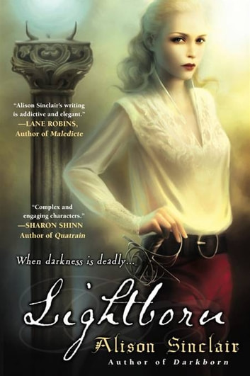 Lightborn ebook by Alison Sinclair