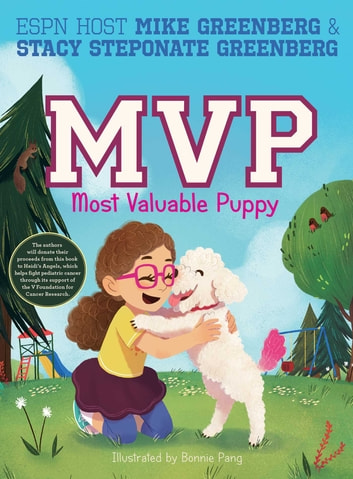 MVP - Most Valuable Puppy ebook by Mike Greenberg,Stacy Steponate Greenberg