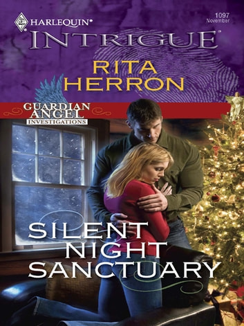 Silent Night Sanctuary ebook by Rita Herron