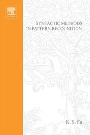 Syntactic Methods in Pattern Recognition ebook by Torokhti, Anatoli