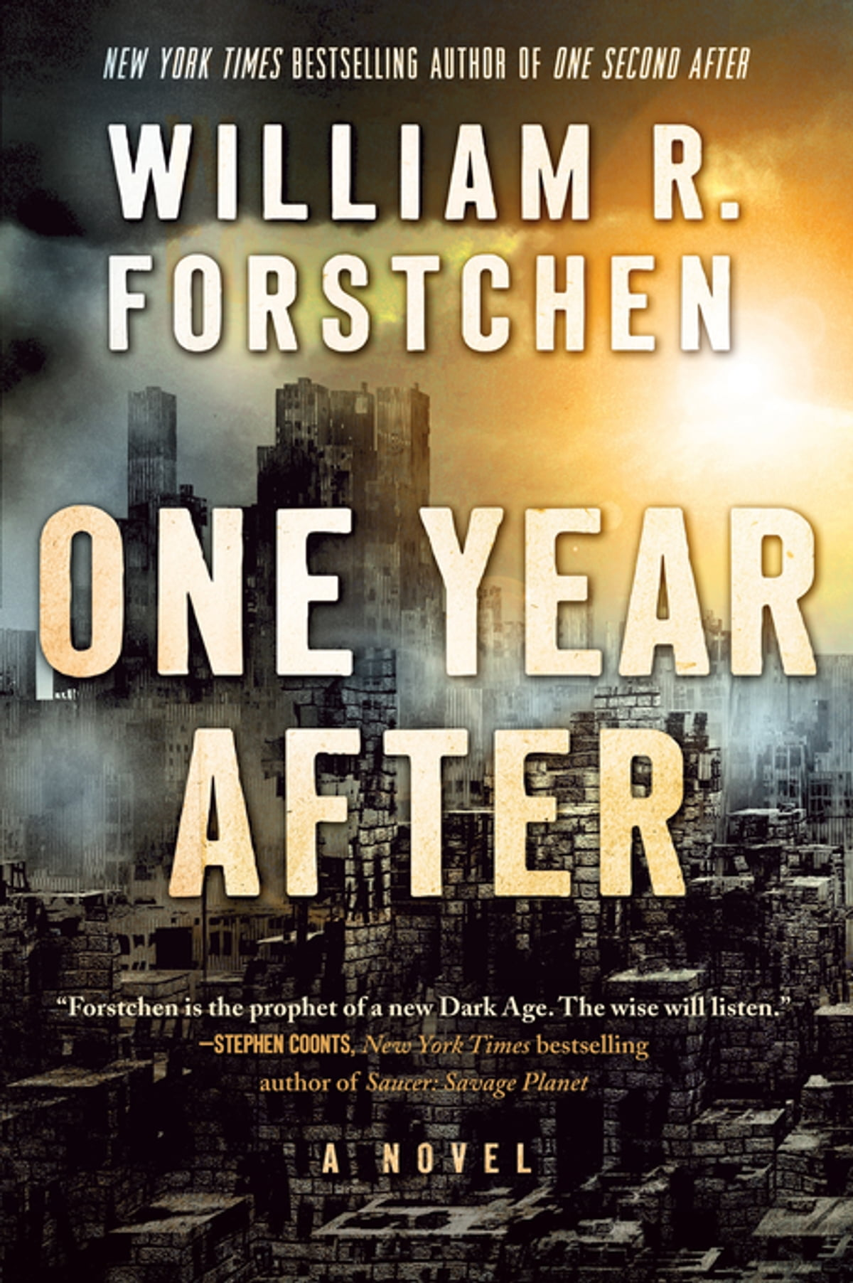 One Year After  A John Matherson Novel Ebook By William R Forstchen
