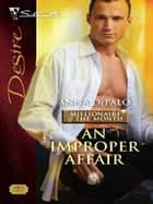 An Improper Affair ebook by Anna DePalo