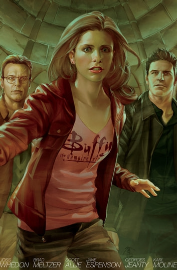Buffy the Vampire Slayer Season 8 Library Edition Volume 4 ebook by Various