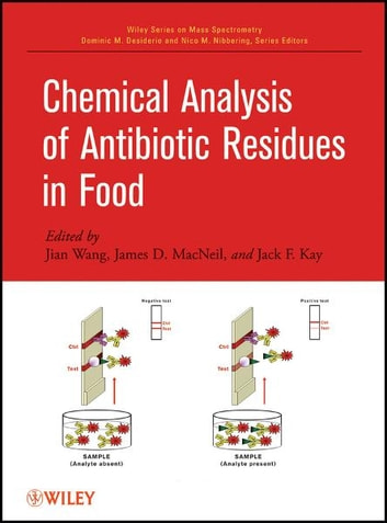 Chemical Analysis of Antibiotic Residues in Food ebook by