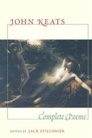 Complete Poems ebook by John Keats