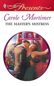 The Master's Mistress ebook by Carole Mortimer