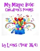 My Magic Box: Children's Poems ebook by Mr Adams