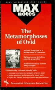The Metamorphoses of Ovid (MAXNotes Literature Guides) ebook by Dalma Brunauer