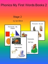 Phonics My First Words Books 2 ebook by Ian Mitch