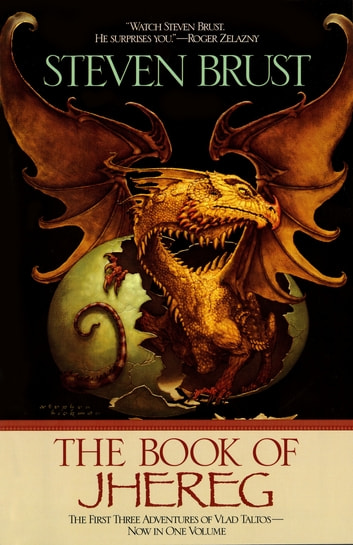 The Book of Jhereg ebook by Steven Brust