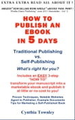 How To Publish An Ebook In 5 Days
