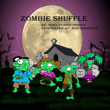 Zombie Shuffle ebook by Mary Reason Theriot