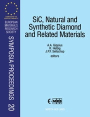 SiC, Natural and Synthetic Diamond and Related Materials ebook by Gippius, A.A.