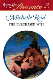 The Purchased Wife ebook by Michelle Reid