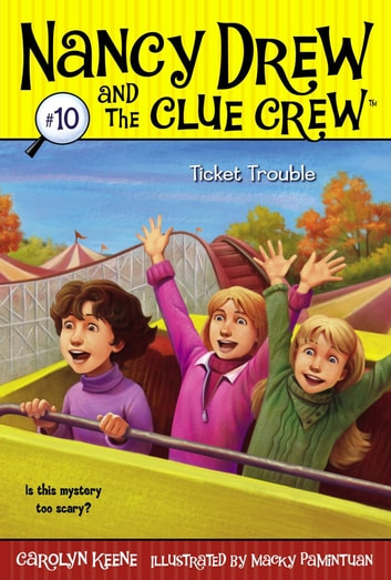 Ticket Trouble ebook by Carolyn Keene