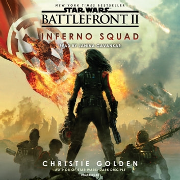 Battlefront II: Inferno Squad (Star Wars) audiobook by Christie Golden