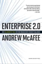 Enterprise 2.0 ebook by Andrew McAfee