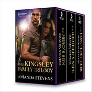 Kingsley Baby Trilogy - The Hero's Son\The Brother's Wife\The Long-Lost Heir ebook by Amanda Stevens