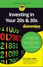 Investing in Your 20s and 30s For Dummies ebook by Eric Tyson