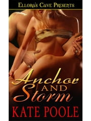 Anchor and Storm ebook by Kate Poole
