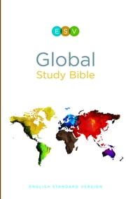 ESV Global Study Bible ebook by Crossway