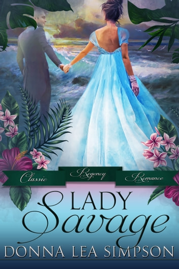 Lady Savage ebook by Donna Lea Simpson