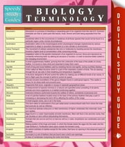 Biology Terminology ebook by Speedy Publishing