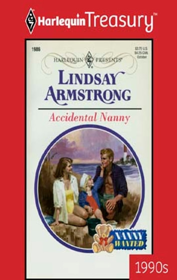 Accidental Nanny ebook by Lindsay Armstrong