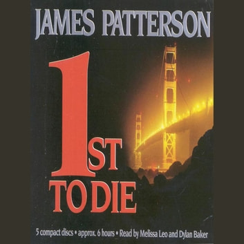 1st To Die audiobook by James Patterson