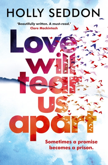 Love Will Tear Us Apart - The captivating new novel from the author of Try Not to Breathe ebook by Holly Seddon
