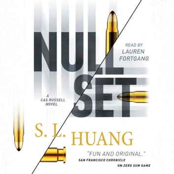 Null Set - A Cas Russell Novel audiobook by S. L. Huang