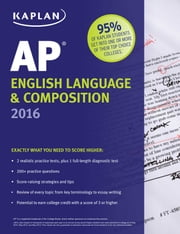 Kaplan AP English Language & Composition 2016 ebook by Denise Pivarnik-Nova